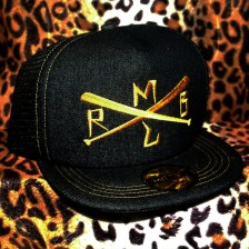 RUMBLE HAT DIRTYLIFE GOLD